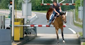 Guillaume Canet saute pour Cabourg