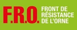 front de résistance de l'Orne
