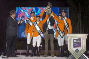 Final competiton - Furusiyya FEI Nations Cupª Final - Barcelona 2014
