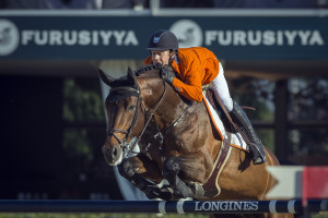 Furusiyya FEI Nations Cupª Final. Barcelona 2014