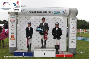 Finale Grand National Felicie Bertrand