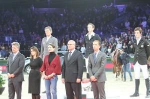 Christophe Ameeuw la grande finale