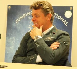 Jeroen Dubbeldam conférence de presse