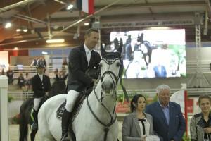 Laurent Goffinet et Quinette du Quesnoy